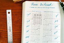 Planner vision board / Vision board for my bullet journal
