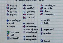 Notes tips