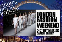 LONDON FASHION WEEKEND 24-27 SEPTEMBER 2015! /   LONDON FASHION WEEKEND 24-27 SEPTEMBER 2015!  The ultimate experience in British Fashion!  Unmissable part of the fashion calendar for all fashion lovers! Just Double CLICK the date and NOT miss it!  by Think-Feel-Discover