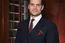 Henry Cavill at the Dunhill Autumn Winter 2016 Collection Presentation / Henry Cavill attends Dunhill Autumn Winter 2016 Collection Presentation LCM on January 10, 2016 in London, England.