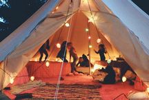 Glamping in Asia / Luxury camping in Asia
