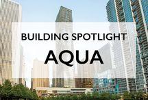 Chicago Building Spotlights