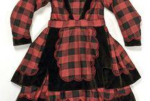 1860-1880 Kinderkleidung