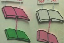 CLASSROOM IDEAS / by Ashley Yerina