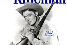 CHUCK CONNORS / by Annette Foster