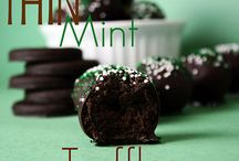 Food - Girl Scout Cookie Recipes / by Kimberly Thorvaldson