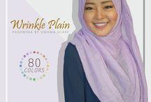 Hijab Pitria Rahayu / #hijab #scarf #scarfindonesia #indonesia