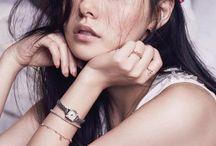 [MIN HYORIN] JUNG EUN-RAN = KOREAN ACTRESS