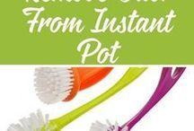 3 Food-Instant Pot Instructions