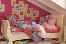 Beds for Girls / Our exclusive range of beds are designed to create that special place where piano exams and chores are the other girls' problems.