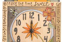 clocks ideas for kids