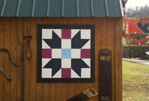 barn quilts / by carol clemmons