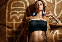 Native / The Indigenous Peoples of the Earth / by Amber Crystal