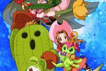 Joakim's Digimon bilder