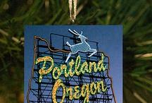 Portland Oregon / by Sondra Boehm