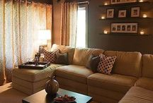 Living Room ideas / by Jackie Nemith