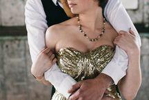 Wedding - Gold and shiny