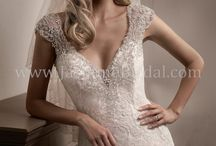 It's In The Details / Jasmine Bridal dresses with exquisite details that create captivating styles for women, along with detailed wedding ideas to help you plan your perfectly detailed wedding.
