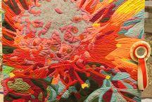 Quilt Art / by Stoffgefluester
