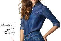 JEANS!! / #ShopShot #jeans #denim #ejeans.it #salsa jeans #mavi jeans #maryley jeans