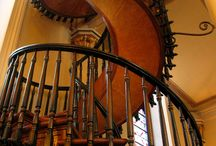Spiral Stairs / by M Higgins