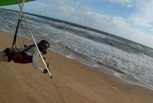Hang Gliding - Dune Gooning