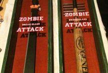 zombi atak