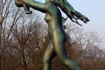 Gustav Vigeland sculpture, Oslo