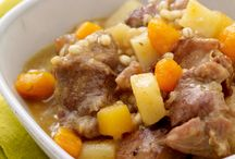 Winter Warmers / Whether you're looking for inspiration to make a stew, soup or a casserole, we've got some great winter recipes that will make you happy the weather is cold outside :)