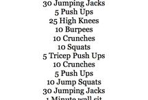Workout / by Krista Day Allphin