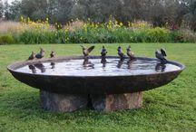 Чаши для фонтанов