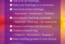 Tips / Tips on social media