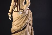 19th Century Fashion - Victorian era