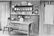 1900 home decor / by Mary Burgess