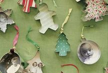 Christmas Craft / Ideas for Haskins Girl's Weekend