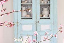 Dreamy White Interiors