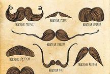 LevensFoto ♡ Moustache / snorren, moustage, snor