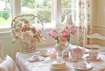 Afternoon Tea Party / by June Kay Mackey