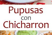 El Salvador recipes