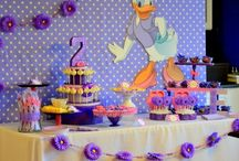 Alayna 3 rd birthday party ideas
