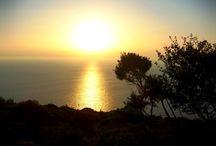 Δύση Ηλίου, Φάρος Κεριού - Ζάκυνθος / Sunset, Lighthouse Keri - Zakynthos