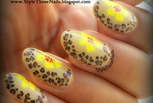 StyleThosenails-Animal print Nails