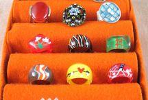 Jewelry display  tutorial portagioielli