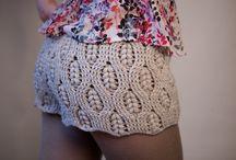 Wearing Crochet