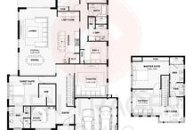 Floor Plans by Ben Trager Homes
