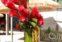Corporate floral designs