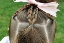 Little Girl Hairdos