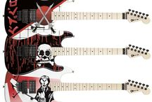 Guitars I Love / by Mike Fox