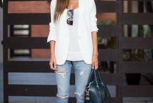 sacoul alb