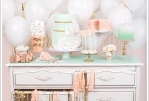 Fabulous Party Ideas and Dessert Tables